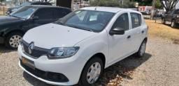 Renault Sandero Aut 1.0 2018 Impecável -Oportunidade -Leia o Anúncio - 2018