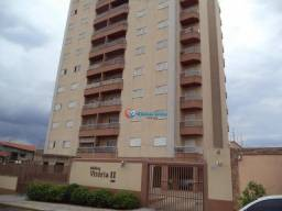 Apartamento para alugar, 91 m² por r$ 1.300,00 - jardim macarenko - sumaré/sp