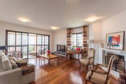 Apartamento para locação, paraíso do morumbi, 200m², 4 suítes, 4 vagas!