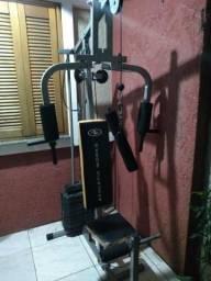 Maquina de musculacao