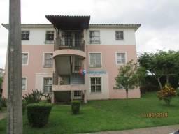 Apartamento com 2 dormitórios para alugar, 1 m² por r$ 900/ano - parque villa flores - sum