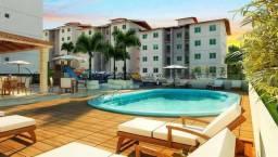 Residencial Carolina-Apartamento de 2 e 3/4 no Trobogy - Subsidio até 23 mil