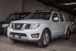 Nissan frontier SL 4x4 off road automática diesel - 2014