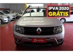Renault Duster oroch 2.0 16v hi-flex dynamique automático - 2019