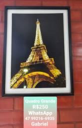 Vende-se Quadro grande de Paris.