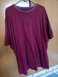 Camiseta XXG roupa masculina polo