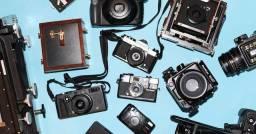 C.O.M.P.R.O Câmeras Analógicas