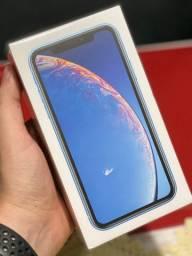 iPhone XR 128GB Azul Dual SIM (Original) - NOVO e LACRADO