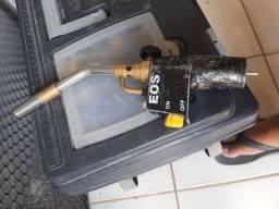 Gatilho pra gás para fazer solda
