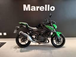 Kawasaki Z400 2020 Baixo Km
