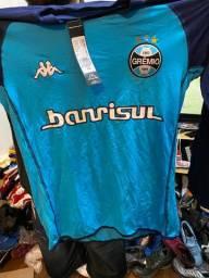 Camisa do Grêmio kappa 2004 zerada top demais com etiqueta