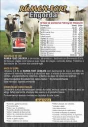 Nucleo mineral vitaminico com virginiamicina e bacitracina para bovinos!