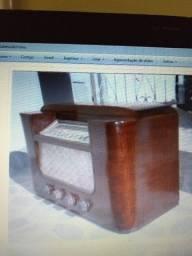 Rádio Sentinel a valvula 1948 USA