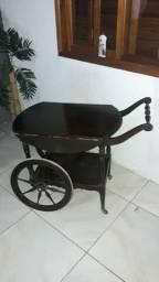 Bar carrinho antiguidade