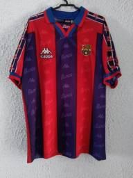 Camisa do Barcelona (1996) original da época
