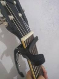 Capotraste de violão
