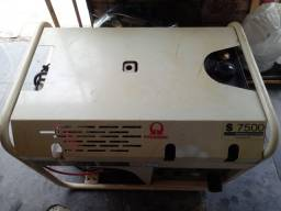 Gerador pramac S7500 motor honda GX390