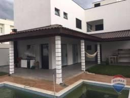 Casa com 4 quartos suítes para alugar, 330 m² por R$ 5.500/mês - Condomínio Metropolitan P