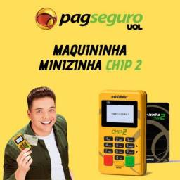 Minizinha chip2 do PagSeguro (pacote de dados grátis)