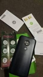 Moto g7 play caixa e acessórios!