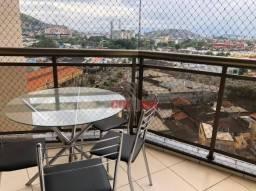 Apartamento com 1 dormitório para alugar, 50 m² por R$ 1.100/mês - Fátima - Niterói/RJ