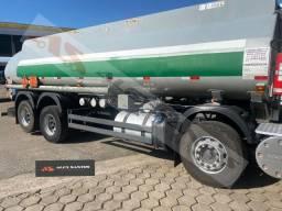 Scania P 310 8X2 2016 2017-Tanque 2014 com Bottom, 4 bocas, capacidade 22.000 L