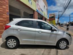 Ford Ka 1.0 2018/18 IPVA E AMARELINHA 2020 Pago