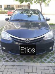 Etios Sedan XLS 1.5 - 16v - 2015 (top de linha)