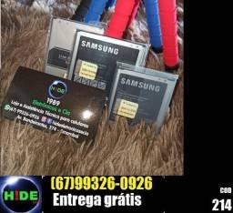 Baterias para celular (entrega grátis)