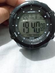 Relógio digital Network - A Prova d'água