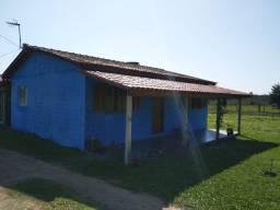 Velleda of. 3ha com casa de alvenaria, já produzindo hortaliças, ac. trocas