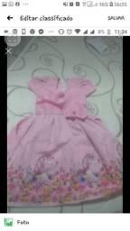 Vestido 1 ano