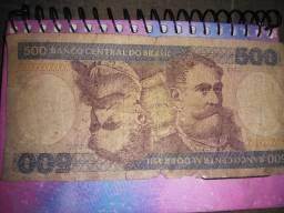 Dinheiro antigos para coleçao
