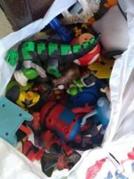 Brinquedos MCDonald's.