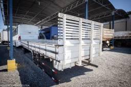 Carroceria Bi-partida para Truck de 8.10m