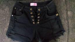 Short jeans Sal e Pimenta tamanho 40