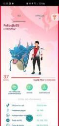 Pokemon go level 37
