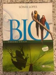 Livro de Biologia Completo Sônia Lopes (Volume Único)