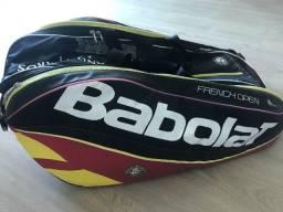 Raqueteira Babolat X12 - modelo French Open