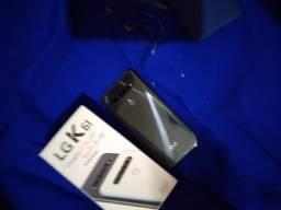 Lg k61 memoria 128 tenho caixa e nota fiscal