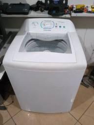 Máquina Electrolux 12 kg liga normal mas o cesto não para de girar zap *