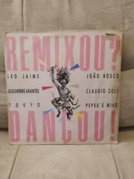 LP Vinil Remixou? Dançou!