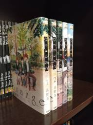 Mangá Orange - 5 volumes - Originais em Japonês