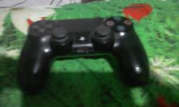 Controle e jogos PS4