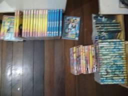 DVD de dragon ball Z / GT / filmes