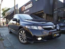 Honda Civic lxl 1.8 Flex automático (2011)