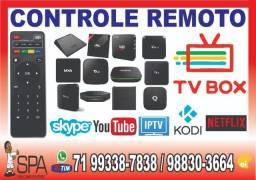Controle Remoto para Smart TvBox 4K Box QQ Plus em Salvador Ba