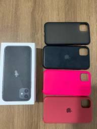 VENDO IPHONE 11 BLACK 64GB