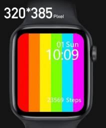 Iwo 12 pro 44mm W26 Tela infinita apple watch