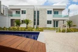 CA0895- Casa Duplex 03 suítes, 160m² construído, dependência completa